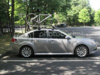 Thule Roof Rack for 2010 & 2011 Legacy - Subaru Legacy Forums