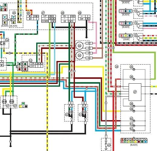 Fjr 1300 Wiring Diagram - Schema Wiring Diagram