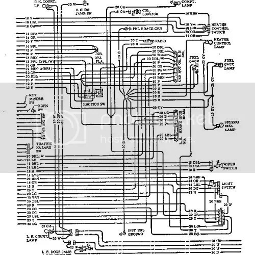1972 Chevelle Wiring Diagram - Best Place to Find Wiring and