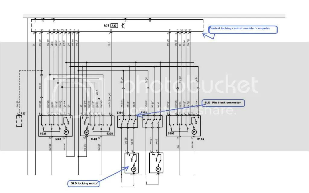 2001 ford transit central locking wiring diagram