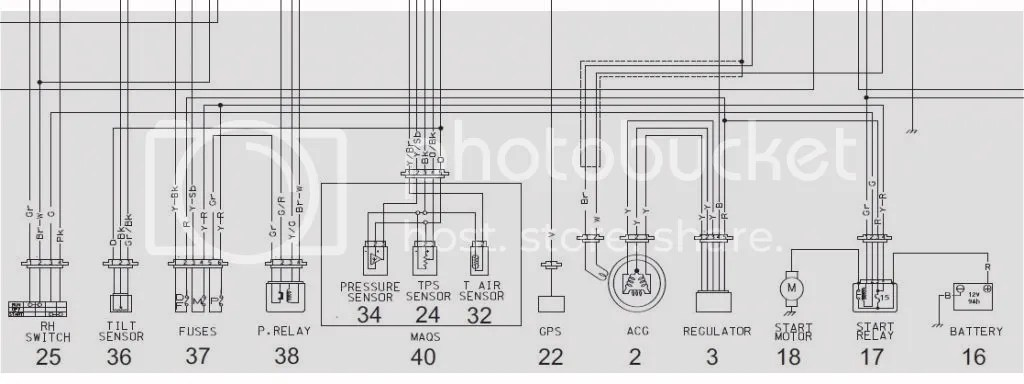 No Battery Wiring Diagram 5 Wire - Best Place to Find Wiring and