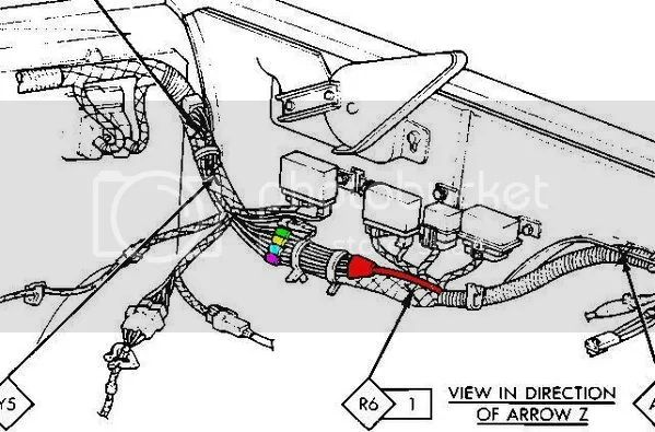 92 dodge cummins wiring diagram