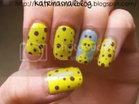 Katrina's Nail Blog: Giraffe Nails