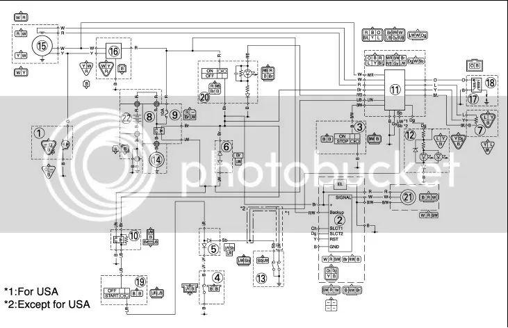 wr450f adr wiring diagram