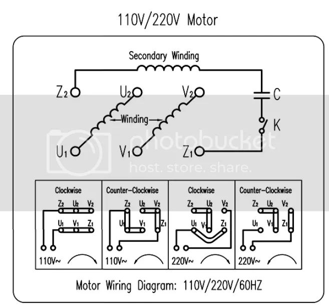 3 phase motor 220 wiring diagram 9 wires
