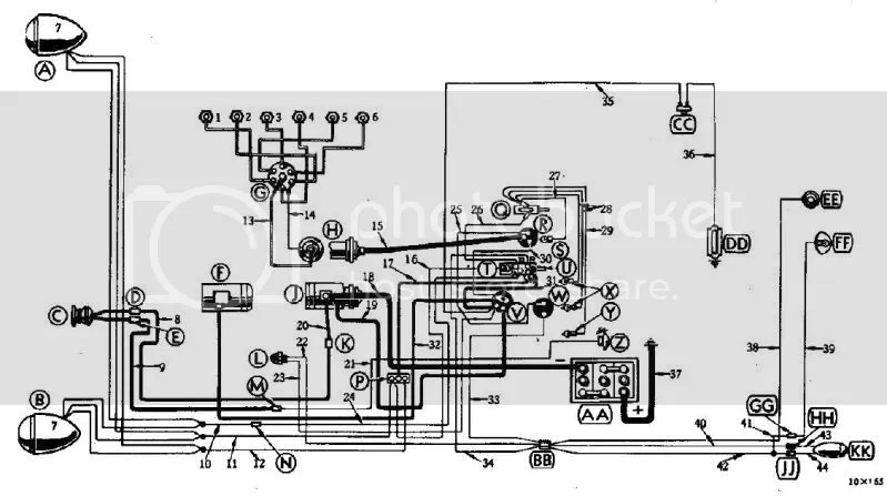 1942 Chevy Wiring Diagram Wiring Diagram