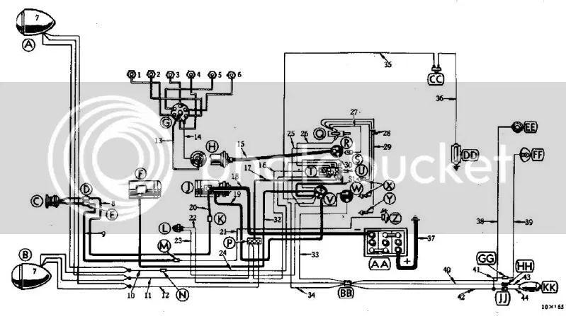 solenoid diagrama de cableado for tractor