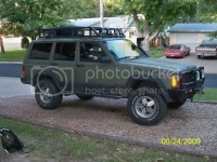 hmm homemade roof rack... - Page 2 - Jeep Cherokee Forum