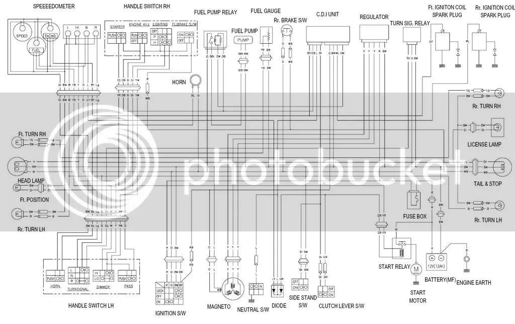 hyosung gt250r wiring diagram