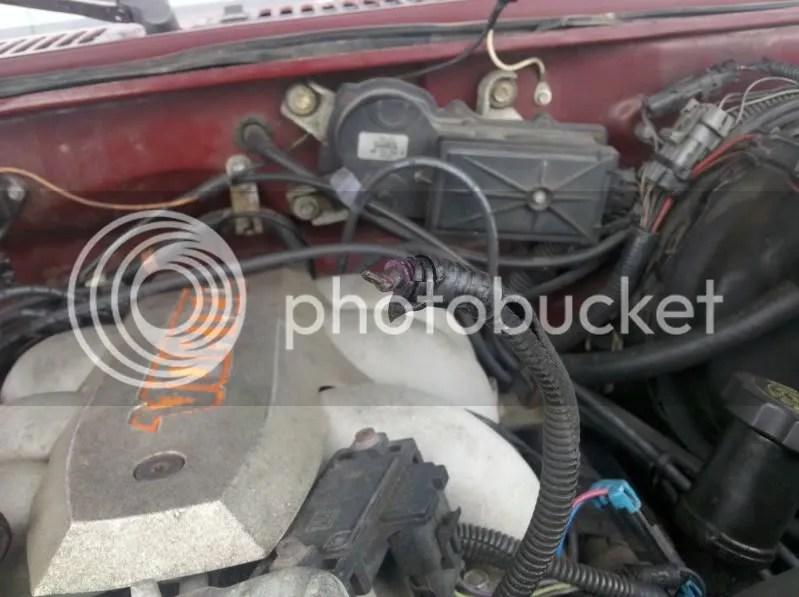 43L vortec v6 knock sensor issue! please help! - Blazer Forum