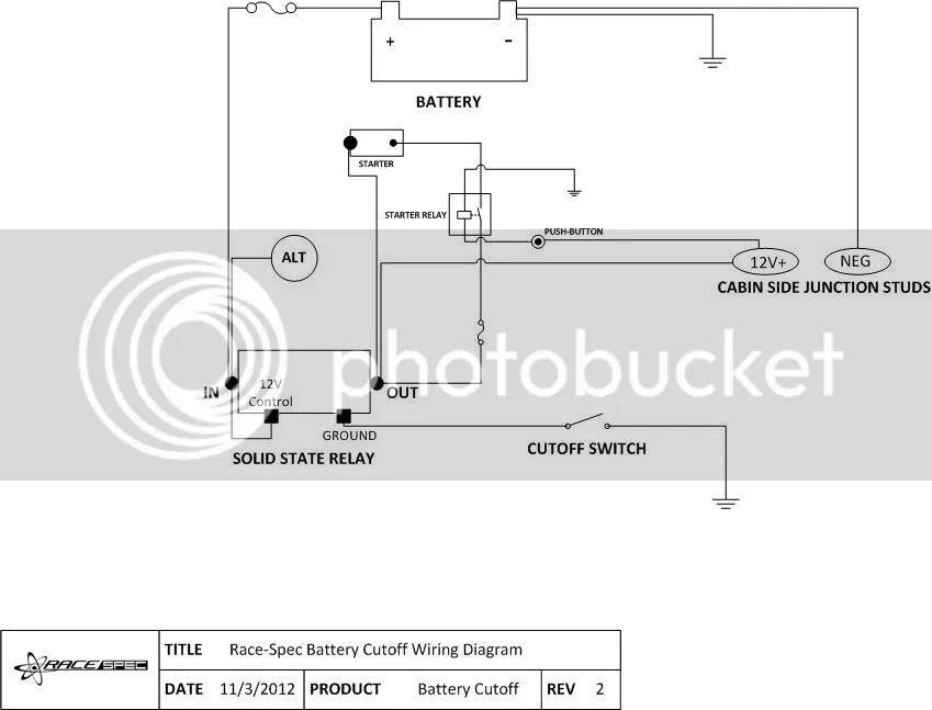 Battery Cutoff Switch 2 or 4-post? - Honda-Tech - Honda Forum