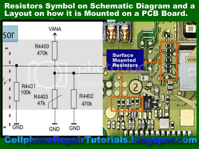 How to Identify Component Symbols on Schematic Diagram ~ Free