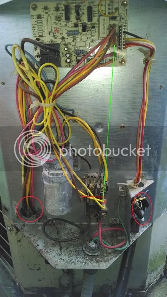 Intertherm Model E2eb 015ha Wiring Schematic Diagram