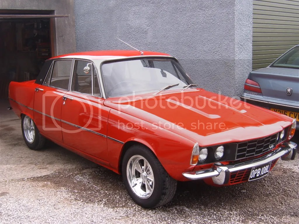 Rover P6 72 Rover P6 V8 Page 1 Readers Cars Pistonheads