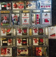 Always Ing HIGH END Ryan Cards Especially Graded If The Price