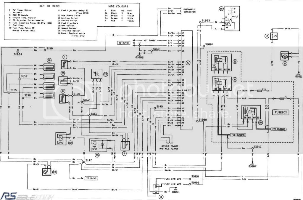 ford fiesta zetec 1 4 wiring diagram