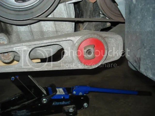 How-To Install Motor Mount Inserts - Dodge SRT Forum