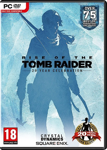 Rise Of The Tomb Raider 20 Years Celebration-CPY