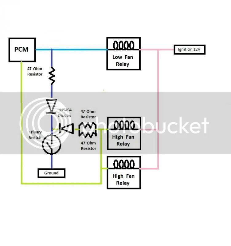 3 way switch half voltage