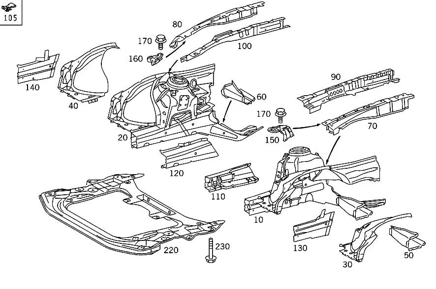 bugatti veyron engine diagram
