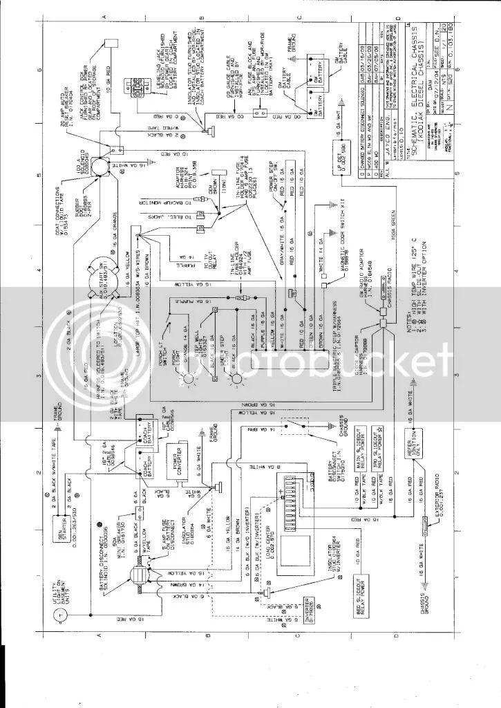 alpha motorhome ledningsdiagram 2005