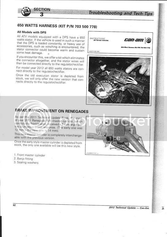 2010/11 schematics  2012 (burnt wires) - Page 2 - Can-Am ATV Forum