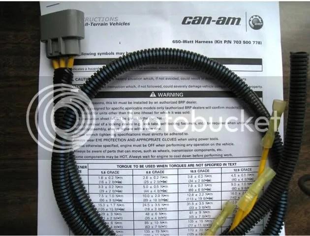 2010/11 schematics  2012 (burnt wires) - Can-Am ATV Forum