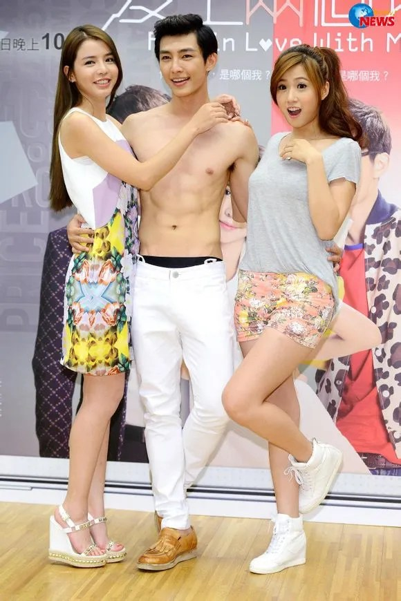 Aaron Yan Fall In Love With Me Wallpaper Aaron Yan Delivers Shirtless Fanservice As Ratings Rise