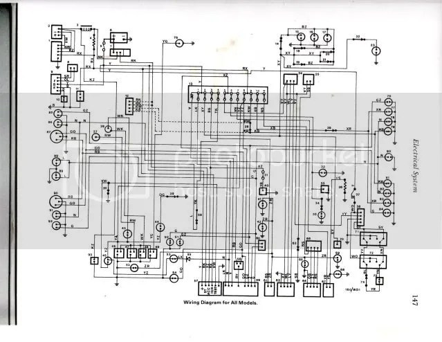 Ford Xc Wiring Diagram - Wiring Data schematic