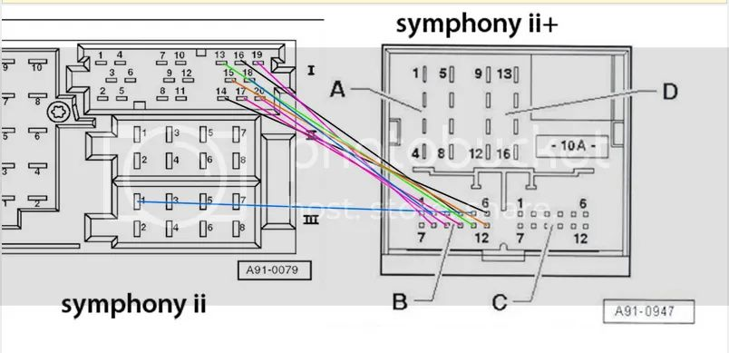 audi a4 b6 audio wiring diagram