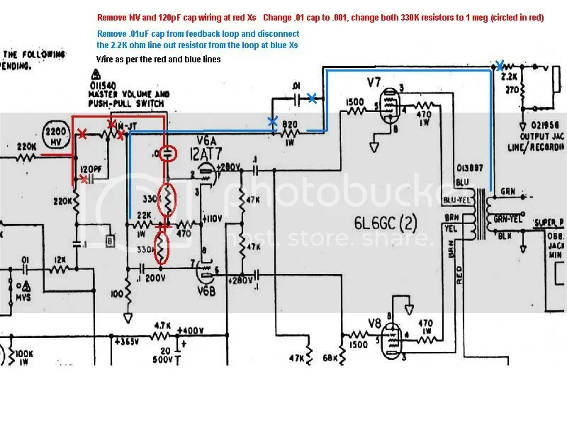 Fender Reverb Wire Diagram Wiring Diagram