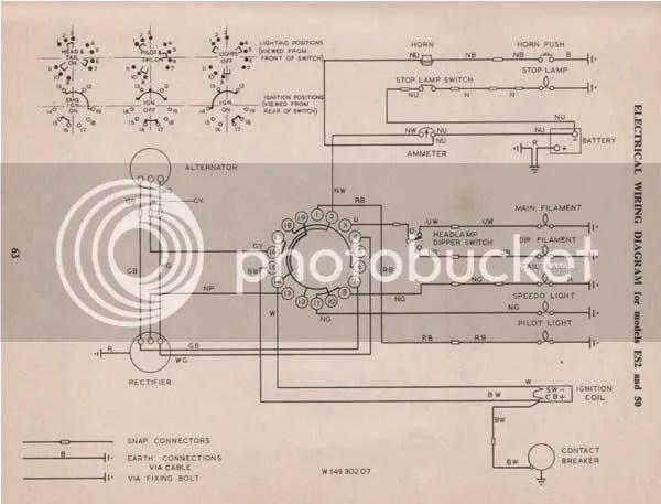 1966 Norton Atlas Wiring Diagram Online Wiring Diagram