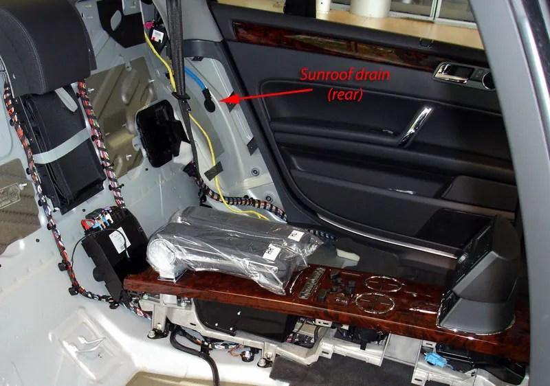 VWVortex - Water in Front Footwell (Cleaning Air Intake Plenum