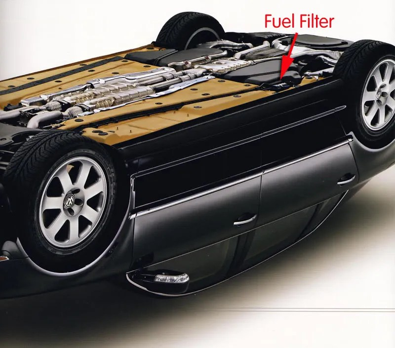 Audi Q7 Fuel Filter Location Wiring Diagram