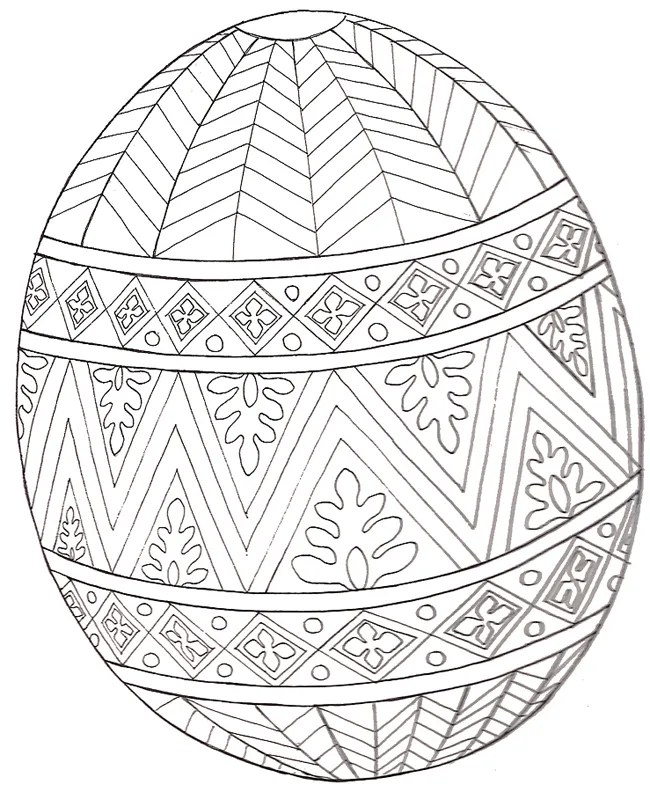 10 cool free printable Easter coloring pages for kids who\u0027ve moved
