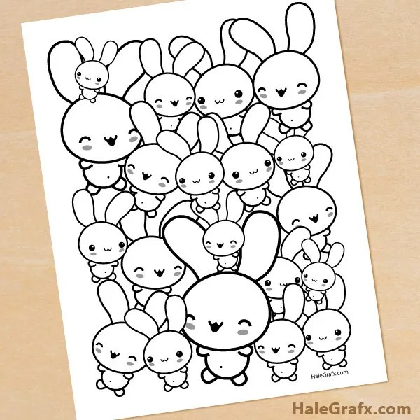 15 of the cutest and free-est Easter Printables Cool Mom Picks