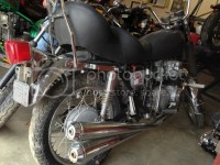 cb500 Exhaust Pipe Options (Not 4 into 1)
