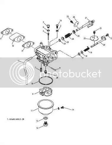 TXT carburetor diagram???