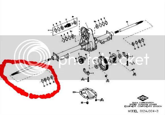 ez go txt golf cart rear end diagram