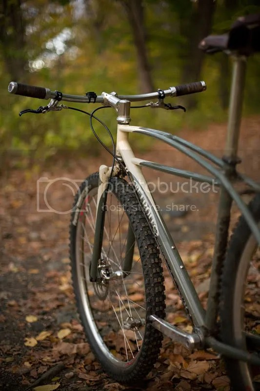retrotec triple top tube mountain bike