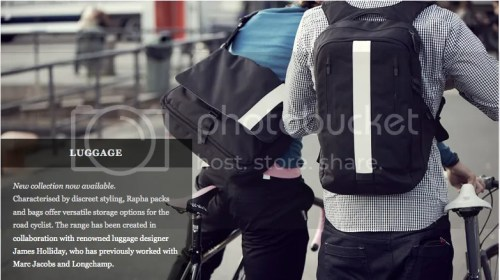 Rapha Luggage