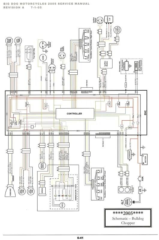 2009 Big Dog Motorcycle Wiring Diagram - Free Wiring Diagram For You Big Dog Motorcycle Wiring Diagrams Walremal on