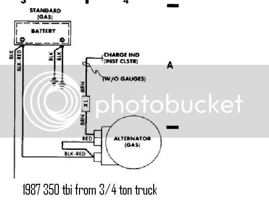 1992 chevy alternator wiring diagram ls1techcom forums