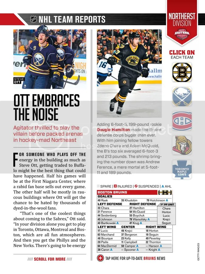 Toronto-based sports weekly The Hockey News comes to the Apple