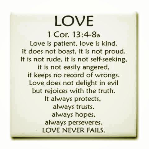 Love, the #1 Motivator (1 Cor 134-8a) I Ain\u0027t EVAH Gonna Stop!