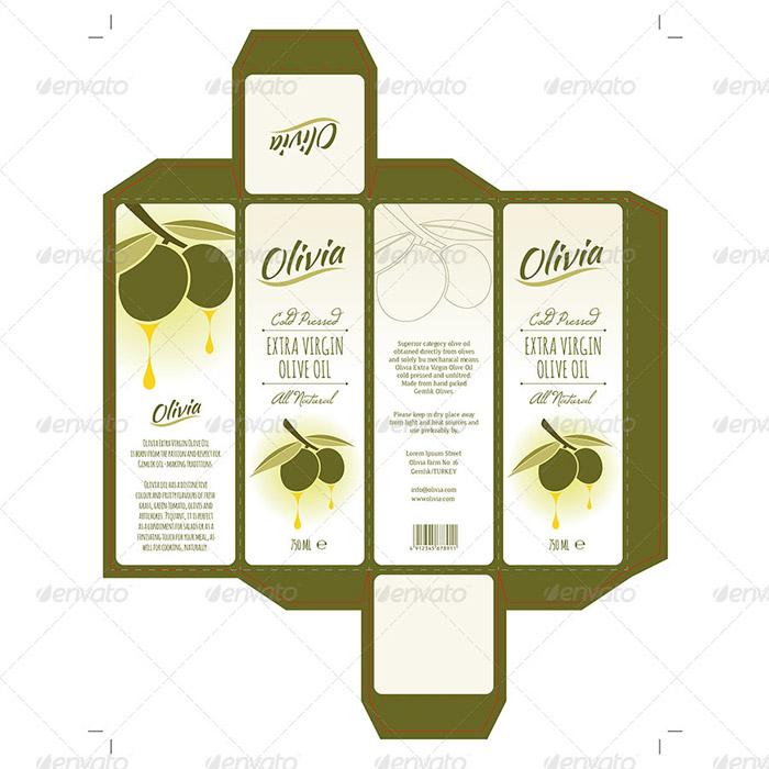 15 Printable Packaging Template Designs