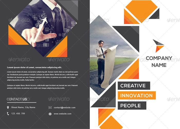 15 + Corporate Brochure Design Templates