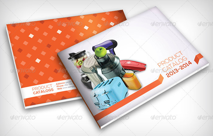 20 + Top Premium Catalog Brochure Templates - Product Brochure Template
