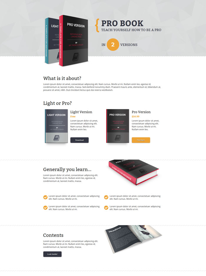 Instapage 15 + Latest Landing Page Templates for Marketing!