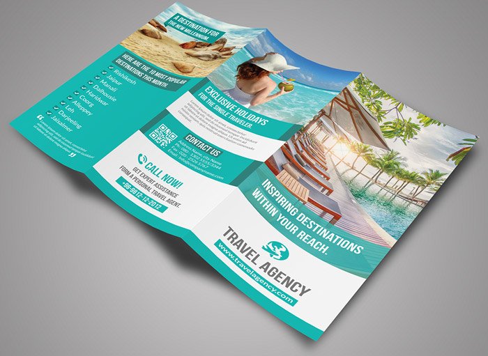 15 + Well-defined Travel Brochure Templates